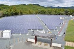 きりやま太陽光発電所