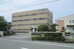アマノ(株)細江事業所