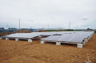 N様太陽光発電