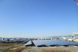 某清水太陽光発電所
