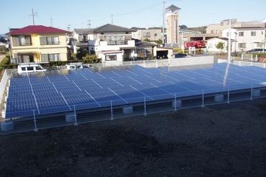 I様太陽光発電