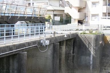静岡県袋井土木事務所                        沖之川水位観測所