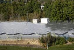 滝沢町太陽光発電所