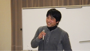 優勝者 村松直樹