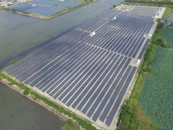 (有)新日邦グループ           浜松舞阪町太陽光発電所