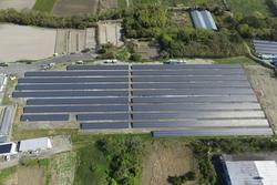 東海プレコン跡地太陽光発電所