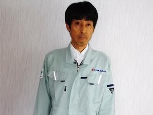 営業総務部 岩田光生