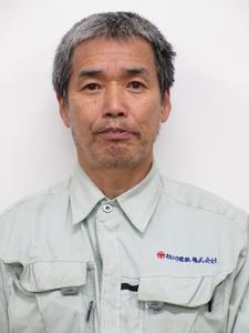施工部 堀川正記