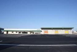 とぴあ浜松農業協同組合      西北営農施設