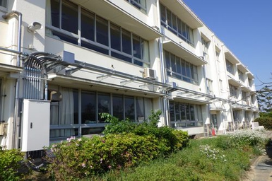 静岡県立浜松特別支援学校/空調設備設置工事(電気設備)