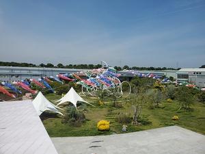 春華堂浜北スイーツコミュニティnicoe(ニコエ)ガーデン