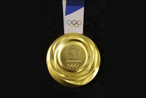 オリンピック金メダル